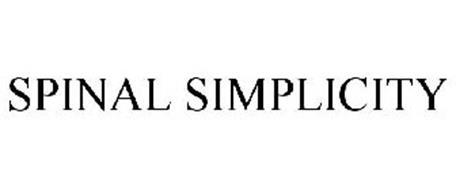 SPINAL SIMPLICITY