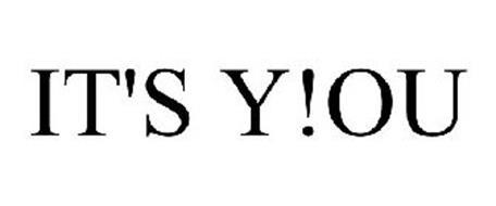 IT'S Y!OU