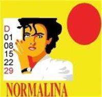 NORMALINA D 01 08 15 22 29