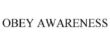 OBEY AWARENESS
