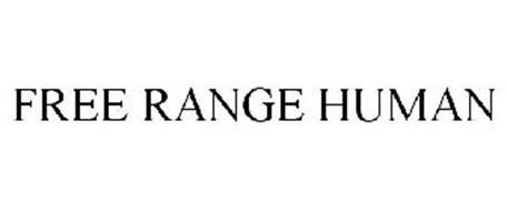 FREE RANGE HUMAN