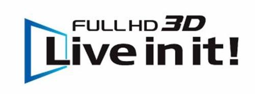 FULL HD 3D LIVE IN IT!