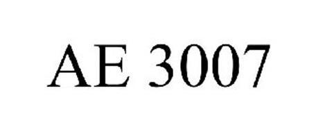AE 3007