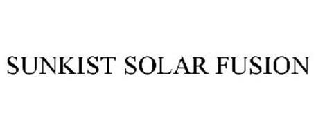 SUNKIST SOLAR FUSION