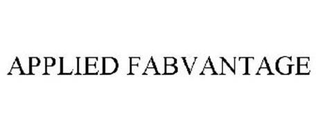 APPLIED FABVANTAGE