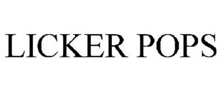 LICKER POPS