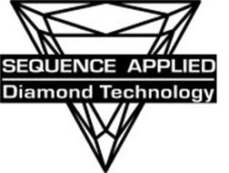 SEQUENCE APPLIED DIAMOND TECHNOLOGY