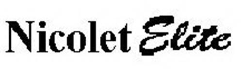 NICOLET ELITE