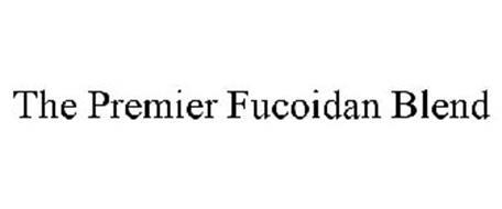 THE PREMIER FUCOIDAN BLEND