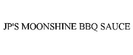 JP'S MOONSHINE BBQ SAUCE