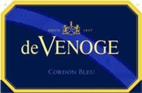 DE VENOGE CORDON BLEU DEPUTS 1837