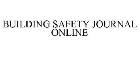 BUILDING SAFETY JOURNAL ONLINE