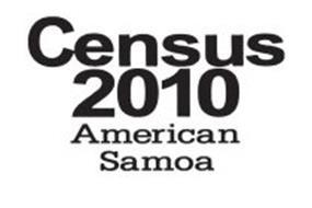 CENSUS 2010 AMERICAN SAMOA
