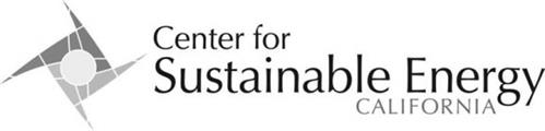 CENTER FOR SUSTAINABLE ENERGY CALIFORNIA