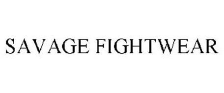SAVAGE FIGHTWEAR