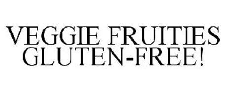 VEGGIE FRUITIES GLUTEN-FREE!