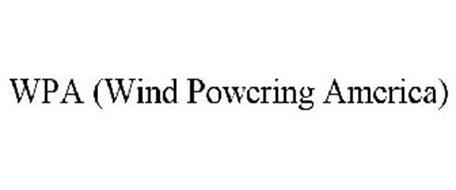 WPA (WIND POWERING AMERICA)