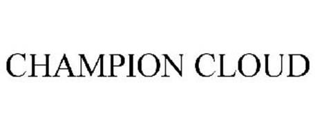 CHAMPION CLOUD