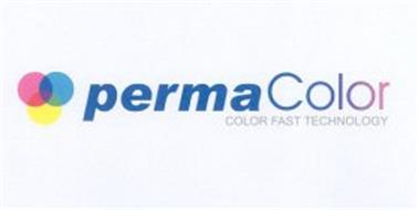 PERMA COLOR COLOR FAST TECHNOLOGY