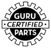 GURU CERTIFIED PARTS