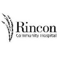 RINCON COMMUNITY HOSPITAL