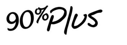90 % PLUS