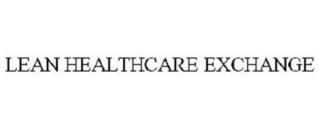 LEAN HEALTHCARE EXCHANGE