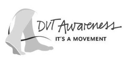 DVT AWARENESS IT'S A MOVEMENT