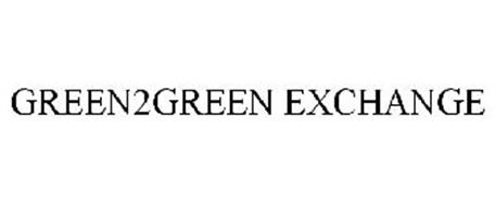 GREEN2GREEN EXCHANGE
