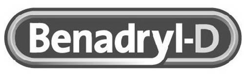 BENADRYL-D