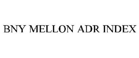 BNY MELLON ADR INDEX