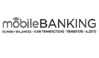 MOBILE BANKING 53.MOBI - BALANCES - VIEW TRANSACTIONS - TRANSFERS · ALERTS