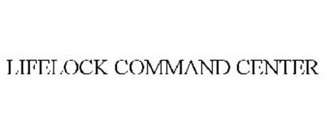 LIFELOCK COMMAND CENTER