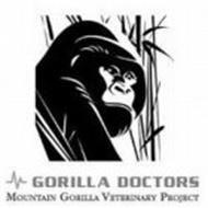 GORILLA DOCTORS MOUNTAIN GORILLA VETERINARY PROJECT