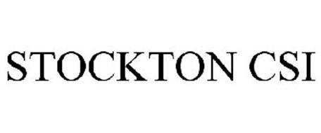 STOCKTON CSI