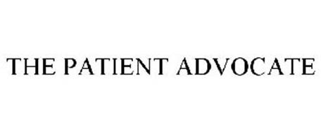 THE PATIENT ADVOCATE