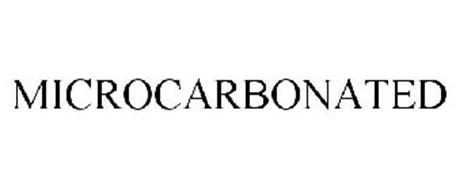 MICROCARBONATED
