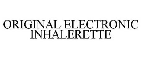ORIGINAL ELECTRONIC INHALERETTE