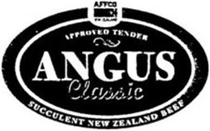 AFFCO APPROVED TENDER ANGUS CLASSIC SUCCULENT NEW ZEALAND BEEF