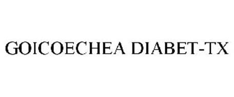 GOICOECHEA DIABET TX