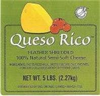QUESO RICO