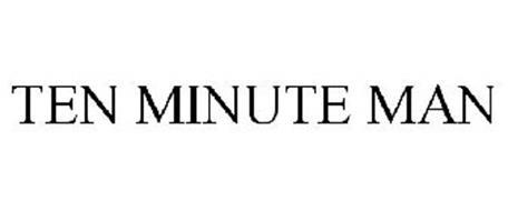 TEN MINUTE MAN