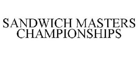 SANDWICH MASTERS CHAMPIONSHIPS