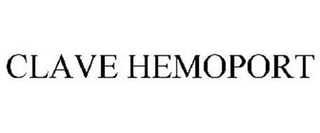 CLAVE HEMOPORT