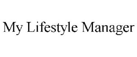 MY LIFESTYLE MANAGER