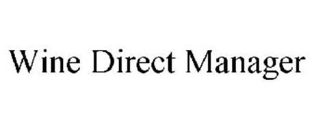 WINE DIRECT MANAGER