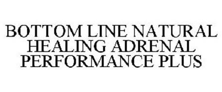 BOTTOM LINE NATURAL HEALING ADRENAL PERFORMANCE PLUS