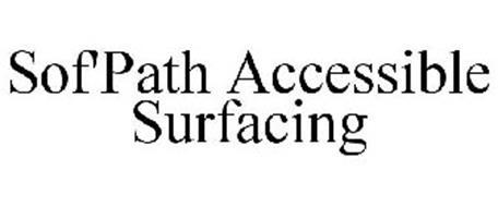 SOF'PATH ACCESSIBLE SURFACING