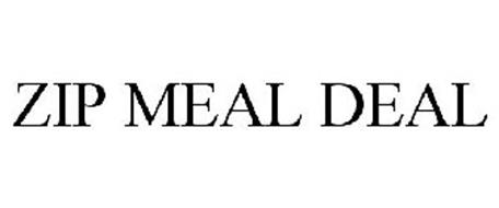 ZIP MEAL DEAL