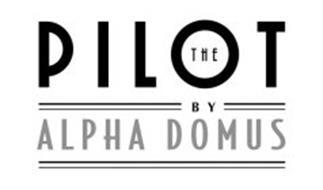 THE PILOT BY ALPHA DOMUS